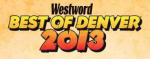Westword Best of Denver 2013