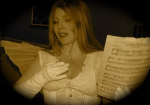 Greene performs in Silent Tea, 2011